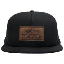 Traeger Black Trucker Hat