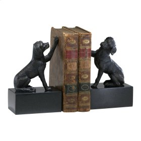 Dog Bookends S/2