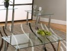 Napoli Rect Cktl Glass Top Product Image