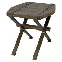 Aethelwulf Accent Table Product Image