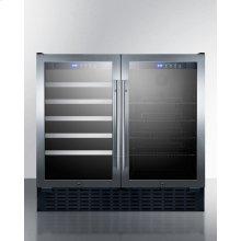 Set of 4 Chrome Shelves for Use Inside Swc3668