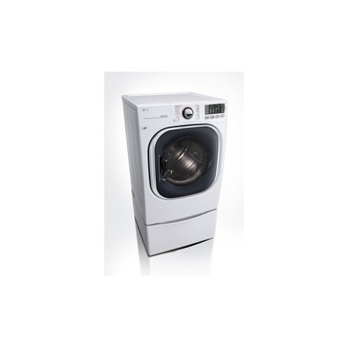 7.4 cu. ft. Ultra Large Capacity TurboSteam Gas Dryer