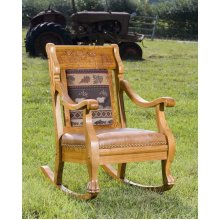 Cabin Fever Rocking Chair