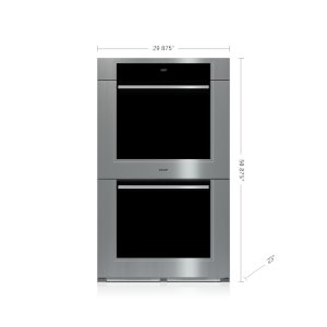"Wolf30"" M Series Transitional Built-In Double Oven"