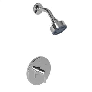 Satin Nickel - PVD Balanced Pressure Shower Trim Set