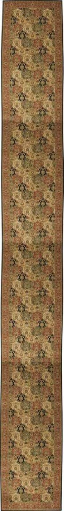 Hard To Find Sizes Grand Parterre Pt04 Multi Rectangle Rug 7' X 58'6''