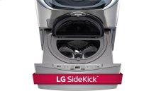 1.0 cu. ft. LG SideKick Pedestal Washer, LG TWINWash Compatible
