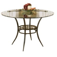 Marsala Dining Table 10mm Tempered Glass Top - Ctn B - Top Only