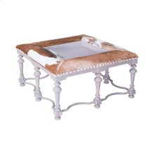 WESTCHESTER OTTOMAN TRAY TABLE