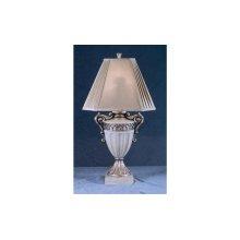 Ivory Vase Lamp