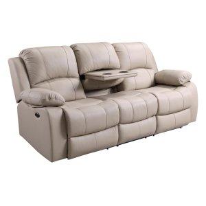 Leather Italia Usa E2115 Winnfield Pwr R Chair 1017lv Taupe