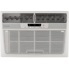Frigidaire 11,000 BTU Window-Mounted Room Air Conditioner with Supplemental Heat