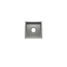 "J7® 003917 - undermount stainless steel Bar sink , 12"" × 12"" × 7"""