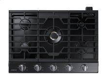 "30"" Gas Cooktop with 22K BTU Dual Power Burner"