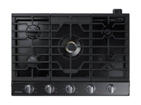 "CLOSEOUT - 30"" Gas Cooktop with 22K BTU Dual Power Burner (2016)"