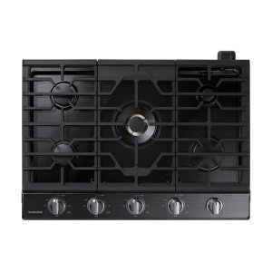 "Samsung30"" Gas Cooktop with 22K BTU Dual Power Burner (2016)"