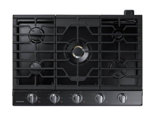 "30"" Gas Cooktop with 22K BTU Dual Power Burner (2016)"