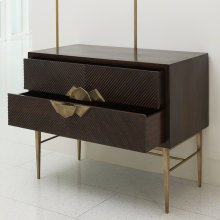 Galapagos Two-Drawer Chest