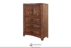 3 Drawer, 2 doors Chest Product Image