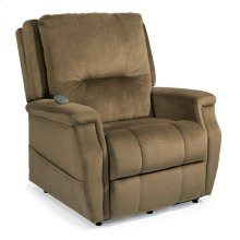 Julius Fabric Lift Recliner