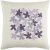 "Additional Little Flower LE-004 22"" x 22"" Pillow Shell with Down Insert"