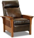 Comfort Design Living Room Mission Chair CL712 HLRC Product Image