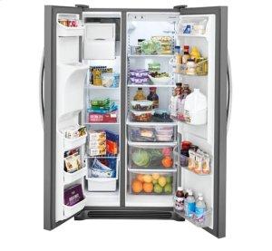 Frigidaire 22.1 Cu. Ft. Side-by-Side Refrigerator