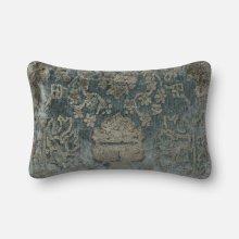 Dr. G Grey / Blue Pillow