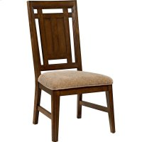 Estes Park Upholstered Seat Side Chair Product Image