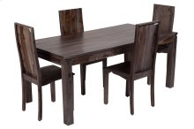 Big Sur Gray Wash Sheesham Dining Table, SB-GS6
