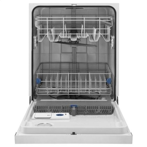 Whirlpool® ENERGY STAR® Certified Dishwasher with Sensor Cycle - White