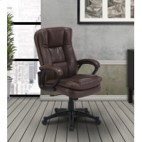 DC#204 Cattail Fabric Desk Chair Product Image