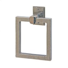 Towel Ring - TR8 Silicon Bronze Dark