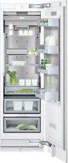 """Refrigeration column RC 462 701 with temperature controlled drawer Fully integrated appliance Width 24"""" (61 cm) Product Image"""