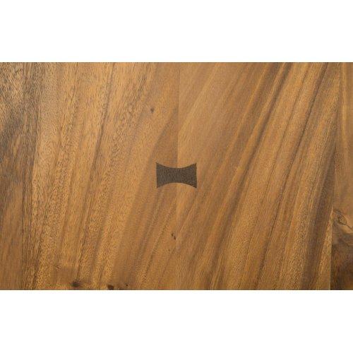 Origins Bar Stool, Chamcha Wood, Natural