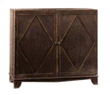 Vintage Patina Bar Cabinet