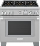 36-Inch Pro Grand® Commercial Depth Dual Fuel Range Product Image