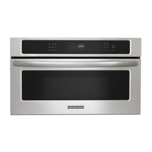 Kitchenaid30'' 900-Watt Convection Built-In Microwave,, Architect® Series II - Stainless Steel