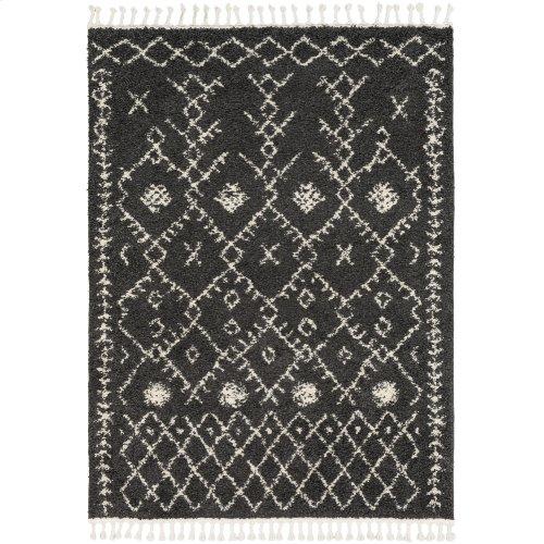 "Berber Shag BBE-2308 18"" Sample"