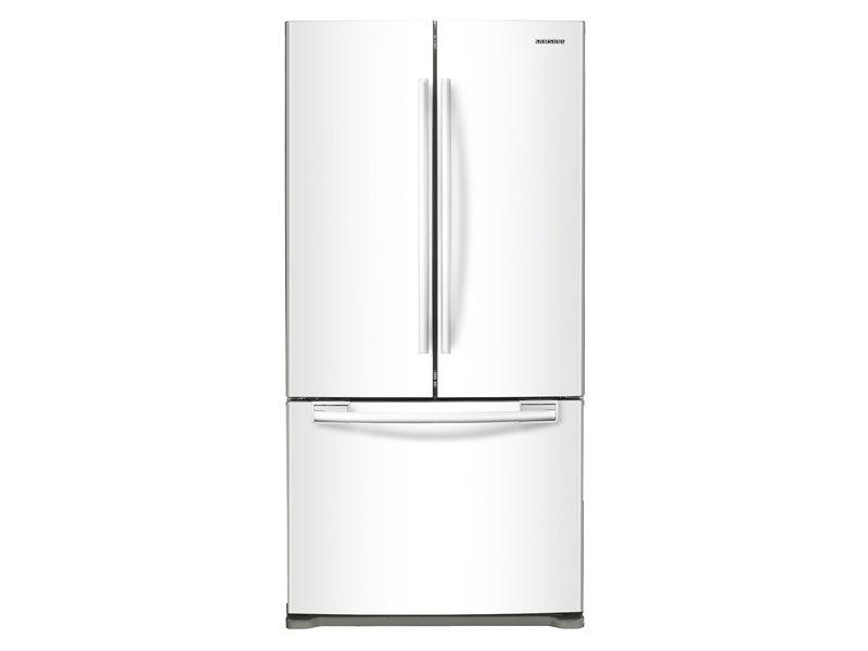 Rf20hfenbww Samsung 20 Cu Ft French Door Refrigerator White Hahn