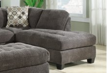Right Side Facing Chaise With 1 Pillow