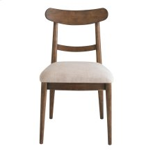 City Center Wood Back Side Chair
