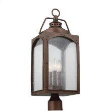 3 - Light Post/pier Lantern
