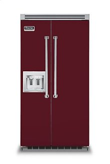 "42"" Side-by-Side Refrigerator/Freezer with Dispenser"