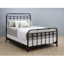 Laredo Iron Bed