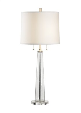 Bubble Glass Column Lamp