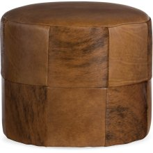 Bradington Young Bottom of the Barrel Stationary Ottoman 378-OT