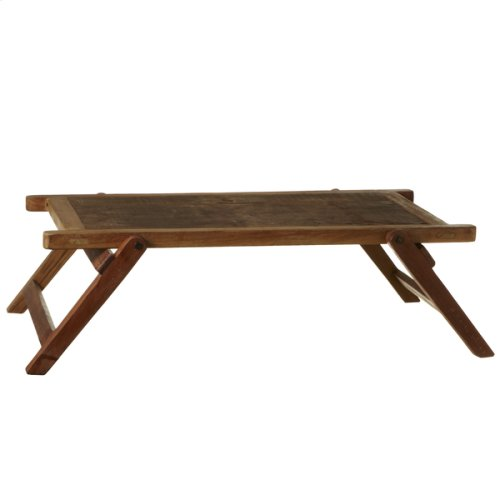 Reclaimed Folding Military Coffee Table (Each One Will Vary)
