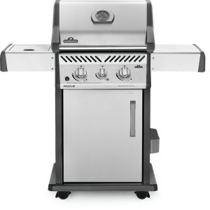 Napoleon GrillsRogue 365 SIB with Infrared Side Burner , Stainless Steel , Natural Gas