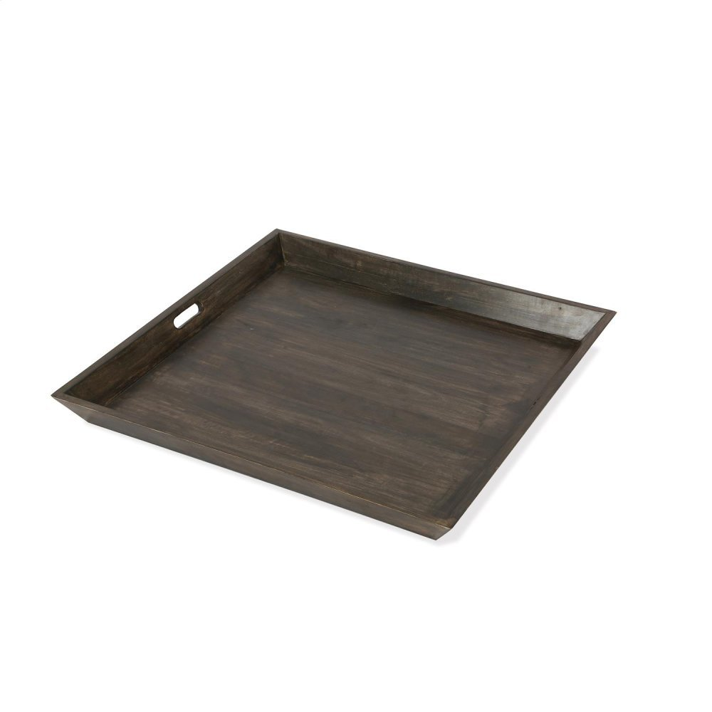 Large Tray - Classic Gray Finish